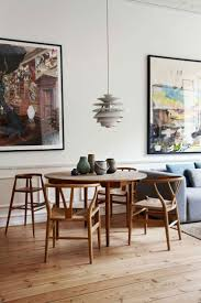 The Beautiful Copenhagen Home Of A Vintage Scandinavian