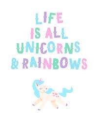 free printable unicorn party wall decoration free printable unicorn art