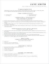 Objectives Of A Resumes Career Objectives On Resume Penza Poisk