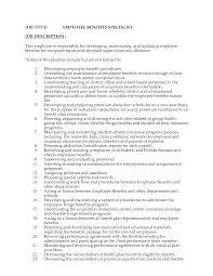 sample maintenance resume best photos of employee job description best photos of employee job description sample resume maintenance sample maintenance resume