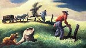 the american dream of mice and men the theme of the american dream is shown throughout the story of mice of men george and lennie always think about their dream of owning land and a house