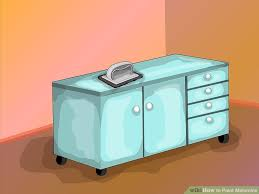 How to Paint Melamine 5 Steps with wikiHow