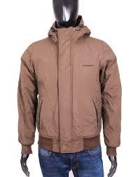 Details About Carhartt Mens Jacket Windcheater Hood Khaki Xs