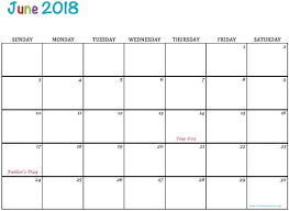 printable calanders free printable 2018 calendars to simply inspire