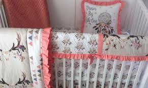 baby girl crib bedding woodlands fawn 3 unique sets 18 set addilyn