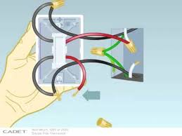 wiring diagram for double pole thermostat the wiring diagram how to install a double pole wall mount thermostat to your wiring diagram