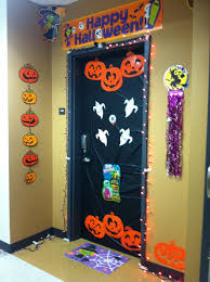 Halloween Door Decorations for your Dorm!