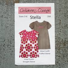 Childrens Corner Patterns