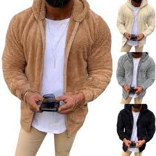 Buy <b>mens plush jacket</b> at affordable price from 3 USD — best prices ...