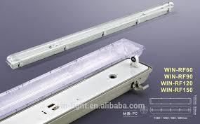 led t5 t8 tri proof light fixture explosion proof fluorescent lighting fixtures