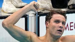 Clearwater swimmer Bobby Finke wins ...