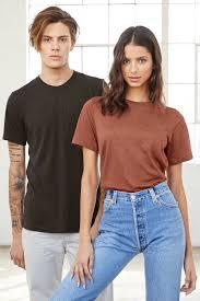 Tri Blend T Shirts Unisex Tri Blend Shirt Mens Wholesale