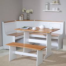 Spacesaving Corner Breakfast Nook Furniture Sets Booths for This Three  Piece Breakfast Interior Images Space Saving Dining Tables