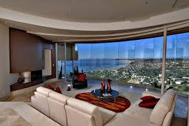 Multi Million Dollar Home in La Jolla contemporary-living-room