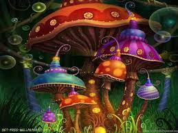Smartphone Magic Mushroom Wallpapers ...