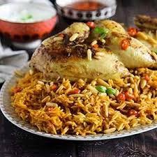 Yemeni Chicken Mandi