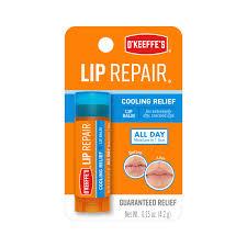 O'Keeffe's <b>Lip Repair Cooling Relief</b> Lip Balm Stick - Walmart.com ...
