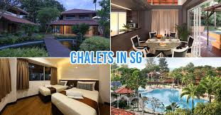 4 Bedroom Chalet Bungalow Design 8 Chalets In Singapore For Large Group Staycations From 100