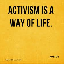 Activism Quotes Cool Amos Oz Quotes QuoteHD