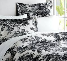 black and white toile bedding black and white bedding classic black and white toile duvet cover black and white toile bedding