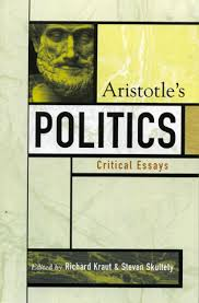 aristotle s politics critical essays  aristotle s politics