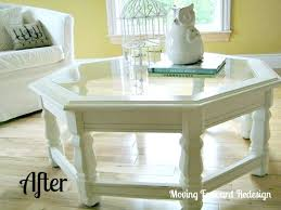 decoration painted coffee table ideas chalk tables e paint black painting a white