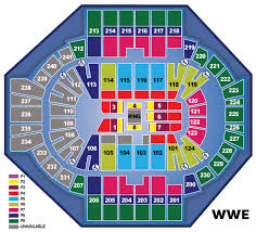 Wwe Seating Chart Xl Center Xl Center Seating Chart Wwe Elcho Table