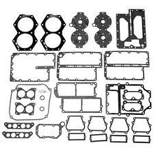 evinrude v4 outboard engines components johnson evinrude 85 88 90 100 110 115 140 hp v4 crossflow gasket set 439085