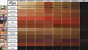 Light Mountain Natural Color Chart Henna For Hair Mehndi