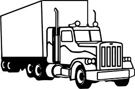 Small Picture Semi Truck Coloring Page Wecoloringpage