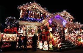 Candy Cane House Decorations Incredible Christmas Outdoor Decorations With Santa Figure 72