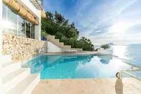 villas de luxe à louer en espagne