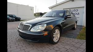 The following chart shows the 20 most common problems for mercedes benz clk350 cars. This Mercedes Benz S 350 W220 Sedan Is Light And Nimble For An S Class And A Joy To Drive Youtube