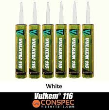 Tremco Vulkem 116 White Polyurethane Sealant 10 1 Oz