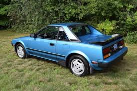 1985 toyota mr2 1 6 5 sd 2 door coupe old timer