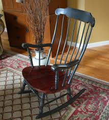 Antique Colonial Rocking Chair (SOLD)   Hand wax, Annie sloan ...