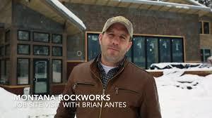 Montana Rockworks Inc. - Montana Rockworks Job Site Visit | Facebook