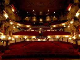 Stephens Hall Theatre Seating Chart Kings Theatre Edinburgh Events Tickets 2019