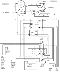 franklin electric motor wiring diagram wiring diagram and hernes aim manual page 53 single phase motors and controls motor