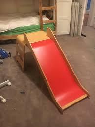 ikea kids indoor slide virre