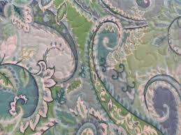 CYNTHIA ROWLEY TROPICAL PAISLEY KING QUILT 4pc SET TEAL BLUE GREEN ... & CYNTHIA ROWLEY TROPICAL PAISLEY KING QUILT 4pc SET TEAL BLUE GREEN AQUA  WHITE #CynthiaRowley Adamdwight.com