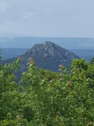 Outdoor Nature Mountains Forked Mountain In The ONF Arkansas
