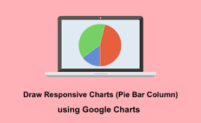 Google Chart Range Filter Example Draw Responsive Charts Pie Bar Column Using Google Charts