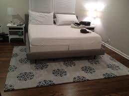 img area rug under and glwalls in modern bedroom rugs img area rug under and glwalls in modern bedroom rugs ine sarouk emerlen black carpet living room