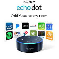 Loa thông minh Amazon Echo Dot (Gen 2)