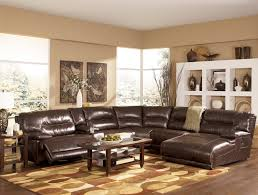 sectional leather sofas ashley furniture sectional sofas reclining sectional sofa