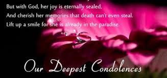 My Condolences Quotes 24 Condolences Quotes My Deepest Sympathy Words 7