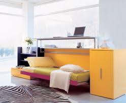 foldable furniture for small spaces. Functional Folding Bed Design With Small Work Space Ideas3 Foldable Furniture For Spaces M
