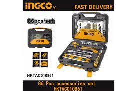 Bộ 86 Món Dụng Cụ INGCO HKTAC010861 - Siêu thị Dụng Cụ Vàng