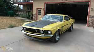 Classic 1969 Ford Mustang Boss 302 Coupe for Sale #4848 - Dyler
